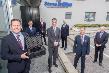 Stena Drilling acquires stake in digital offshore lifting technology company