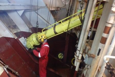 EM&I awarded European patent for diverless HullGuard system