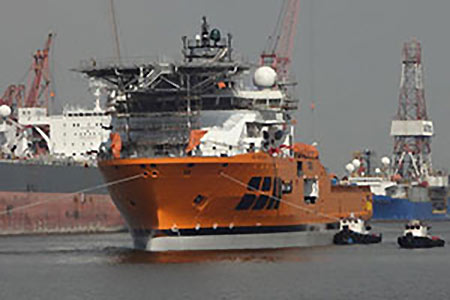 SBM Offshore sells oil and gas DSCV SBM Installer to OS